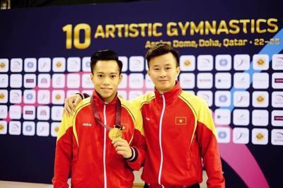 Lê Thanh Tùng giành vé Olympic 2020 cho TDDC Việt Nam