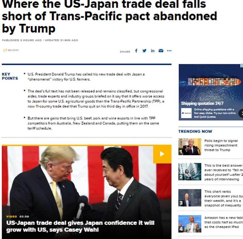 Donald Trump,Trung Quốc,chiến tranh thương mại,Ấn Độ,Nhật Bản