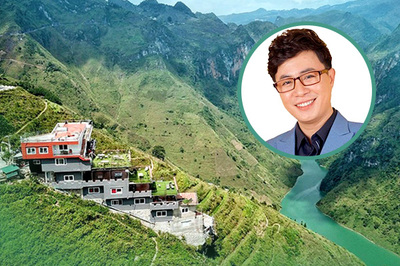 Nhà nghỉ trên đỉnh Mã Pì Lèng: Thưởng ngoạn danh thắng nên thuận theo tự nhiên