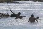 Selfie dưới sông, 4 thành viên trong gia đình thiệt mạng