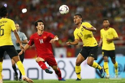 Xem trực tiếp Việt Nam vs Malaysia ở kênh nào?