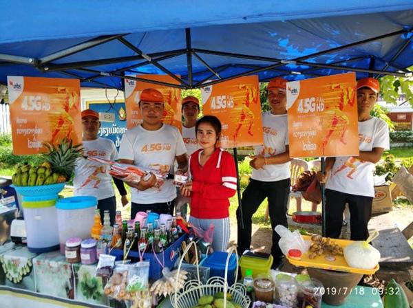 nhà mạng,thử nghiệm 5G,Lào