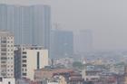 Bầu trời Hà Nội bị ô nhiễm bụi hô hấp từ lúc nào?