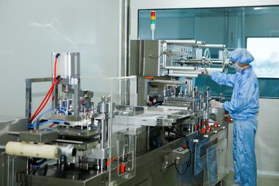 Dây chuyền sản xuất tiêu chuẩn châu Âu - dấu ấn mới của HDPHARMA