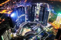 Hà Nội - 'khan' căn hộ 'chuẩn' quốc tế cho người nước ngoài thuê