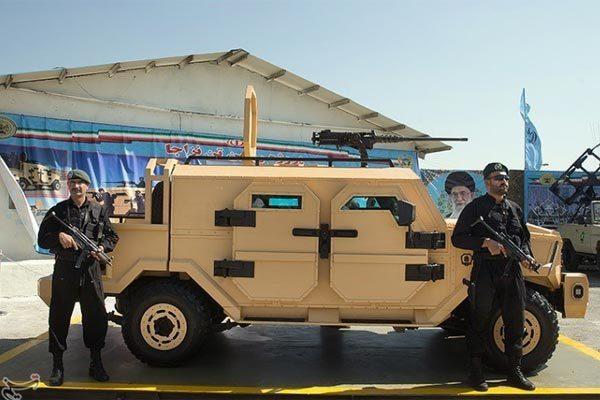 Iran hé lộ công cụ biến hỏa pháo thành tên lửa dẫn đường