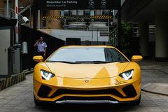Lamborghini Aventador S duy nhất ở Việt Nam nâng cấp ngoại hình