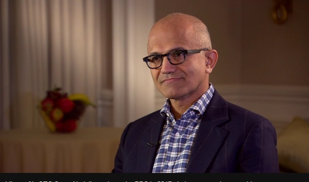 Blocking research with China would 'hurt', Microsoft boss says