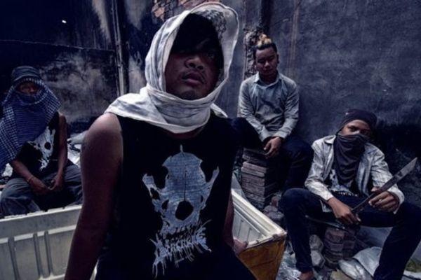 Doch Chkae, the metal band born on a rubbish dump