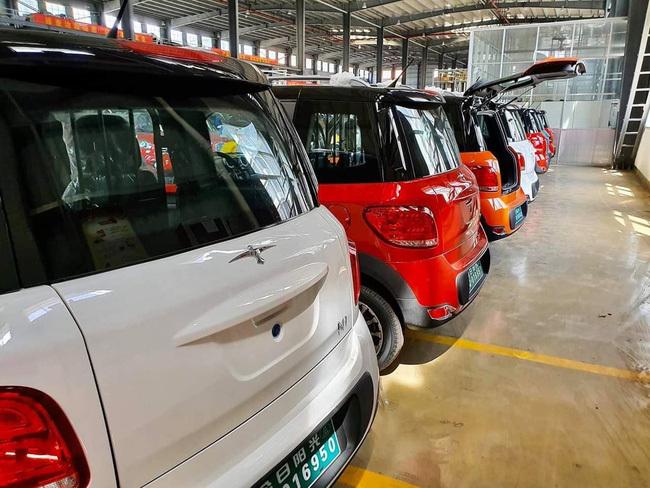 Ô tô điện nhỏ 75 triệu 'made in' Thái Lan gây sốt