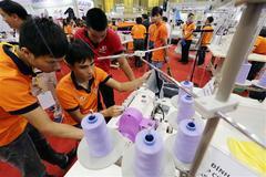 Triển lãm HanoiTex thêm cơ hội kết nối cho doanh nghiệp dệt may
