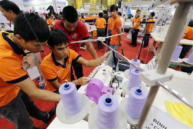 Công nghiệp hỗ trợ cho dệt may,sợi,dệt nhuôm