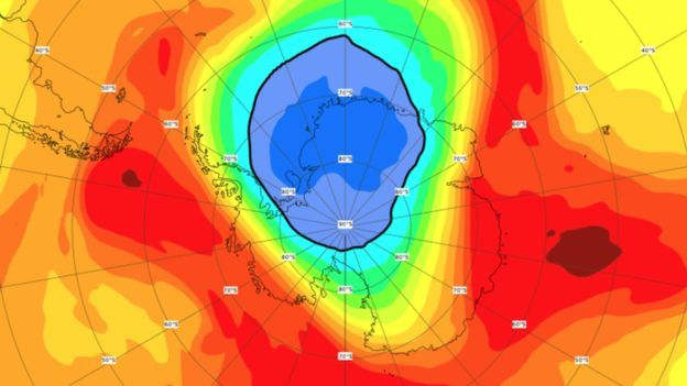 'Ozone hole vigilance still required'