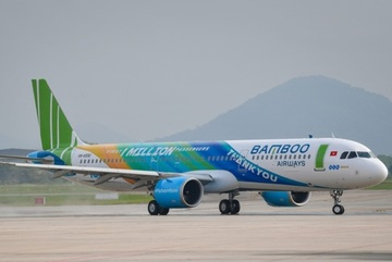 Bamboo Airways leads in on-time performance index