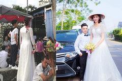 Đám cưới đặc biệt của cô dâu 1m94, chú rể 1m40, nhiếp ảnh gia tiết lộ sự thật đằng sau lời đồn cưới nhau vì gia cảnh giàu có