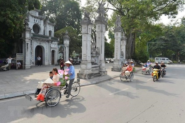 Hanoi changes in many ways since Liberation Day