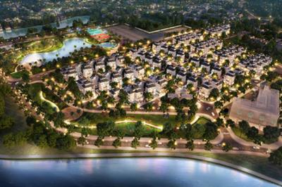 Tây Hà Nội - 'miền đất mới' hút nhà đầu tư bất động sản