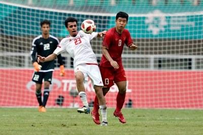 Xem trực tiếp U22 Việt Nam vs U22 UAE ở đâu?