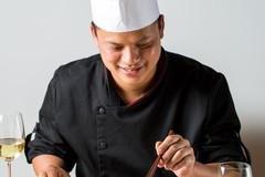 Vietnamese chef promotes homeland's cuisine to Chinese people