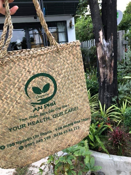 Green actions help ditch plastic in Da Nang