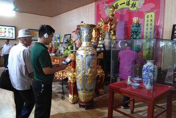 Centuries-old village turns to smart tourism