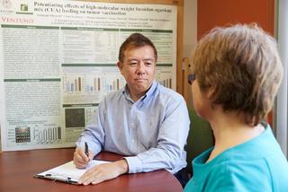 Hỗ trợ người mắc bệnh ung thư giữ gìn sức khỏe 'tối ưu'