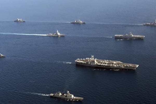 Vietnam maritime strategy: Be careful with under-war-threshold actions