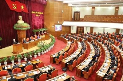 Trung ương thảo luận báo cáo 10 năm thực hiện Cương lĩnh