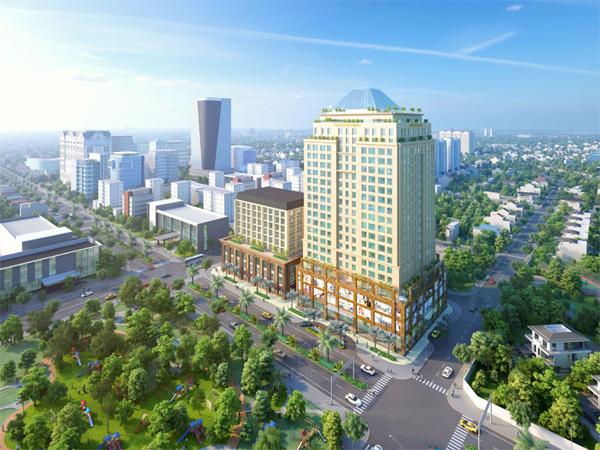 khu đô thị mới,căn hộ cao cấp
