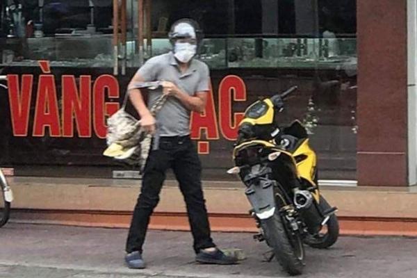 cướp tiệm vàng,Quảng Ninh