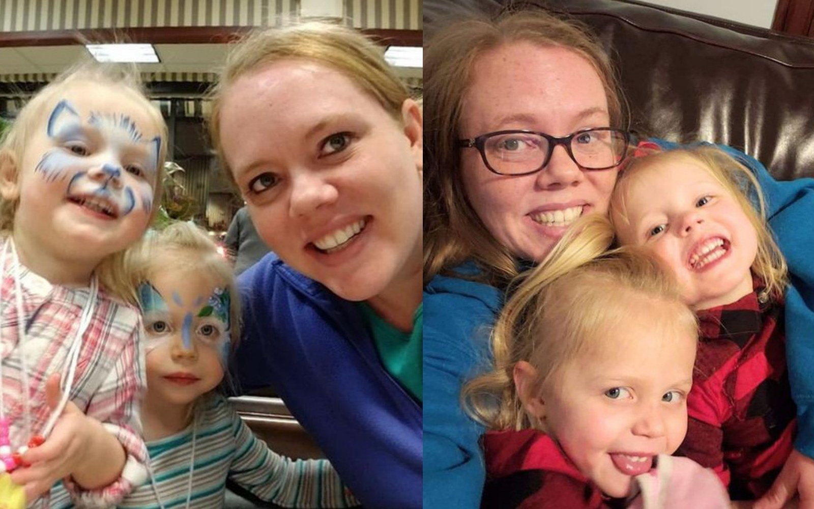 Cách người mẹ làm 2 con gái tăng động nằm im khiến ai cũng nể phục