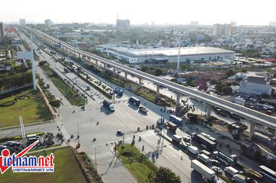 Tuyến metro đầu tiên của Sài Gòn lại có nguy cơ ngưng thi công