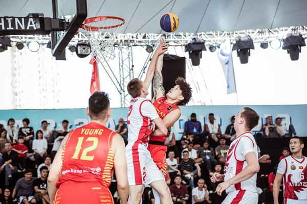 bóng rổ,bóng rổ 3x3