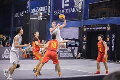 Kỳ vọng bóng rổ 3x3 Việt Nam thăng hạng trên bản đồ thể thao thế giới