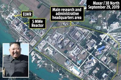 Ảnh vệ tinh 'phơi' hoạt động bí ẩn ở cơ sở hạt nhân mật Triều Tiên