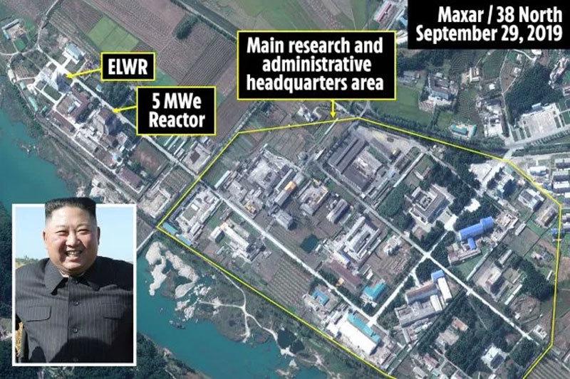 Triều Tiên,Kim Jong Un,vũ khí hạt nhân,chương trình hạt nhân,cơ sở hạt nhân,tên lửa