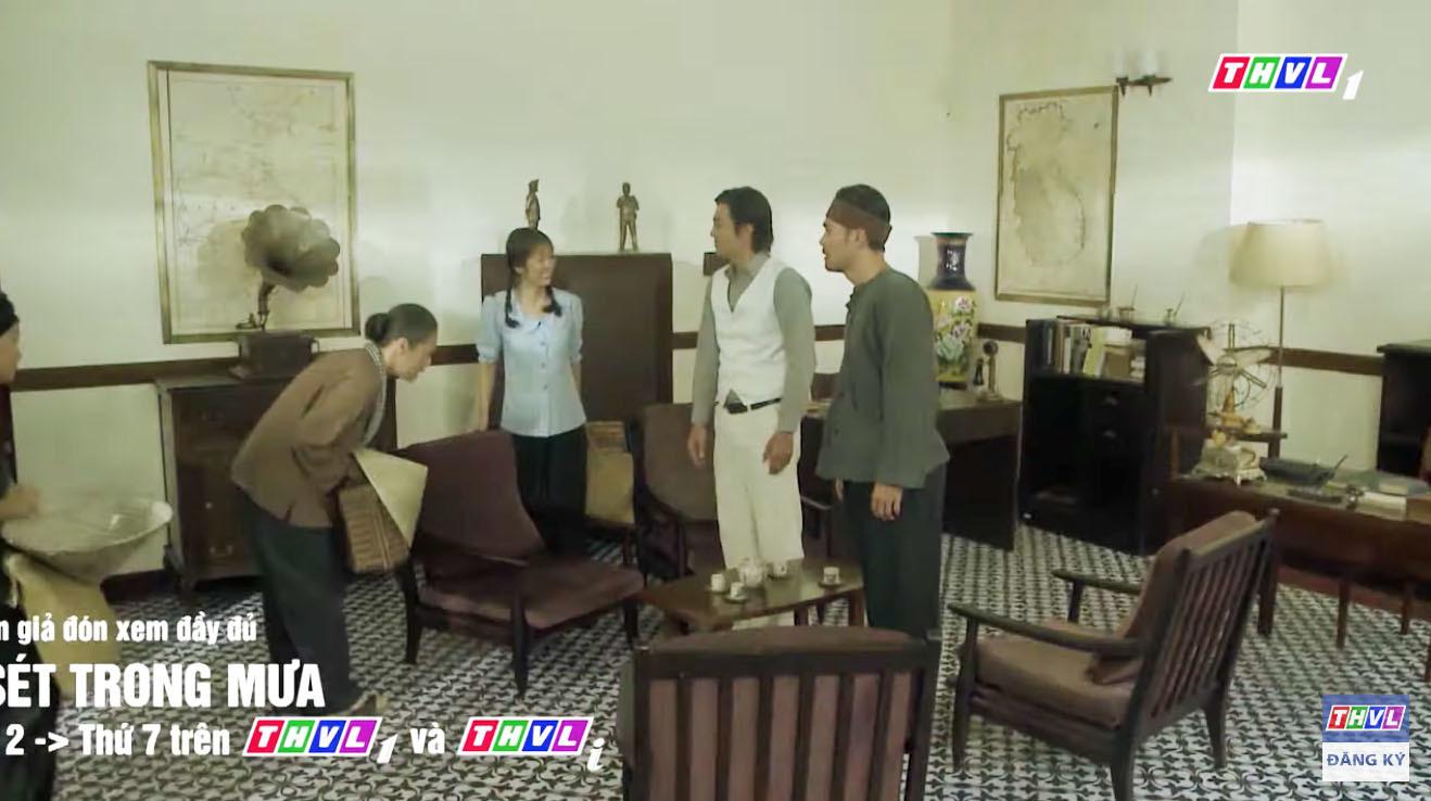 'Tiếng sét trong mưa' tập 33 tiết lộ nguyên nhân mẹ kế liên tục ép con chồng ân ái