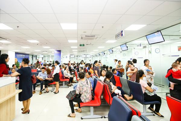 Trung tâm tiêm chủng 5 sao đầu tiên ở Phú Thọ