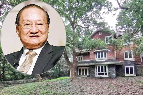 Biệt thự của 'đại hiệp' Kim Dung được rao bán với giá 220 tỷ đồng