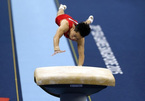 Gymnast Tung wins Olympic berth in Tokyo