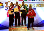 Vietnam take seven golds at world beach pencak silat event