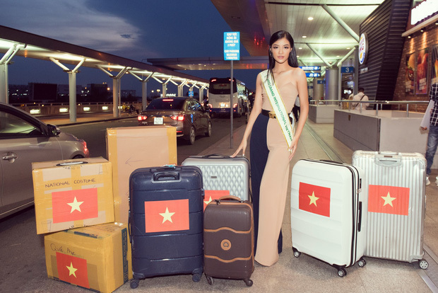 Kiều Loan,Miss Grand International