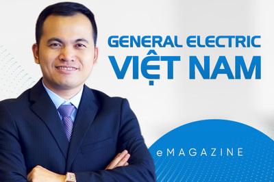 TGĐ General Electric Việt Nam: 'Tôi bị hấp dẫn mãnh liệt bởi sức hút tầm nhìn Vinmec'