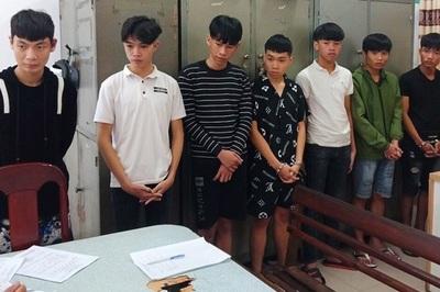 Hai nhóm thiếu niên hỗn chiến, 1 người bị chém gục ở Đà Nẵng