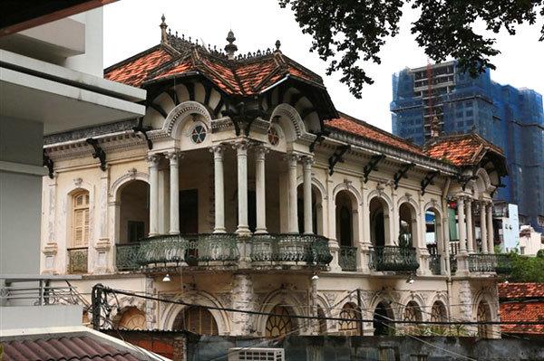 HCM City to preserve 16 old villas as part of preservation scheme