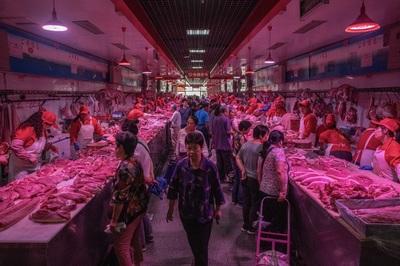 Bí mật bên trong kho dự trữ thịt lợn chiến lược của Trung Quốc