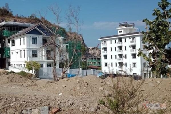 Dự án Ocean View,cưỡng chế,xây dựng sai phép