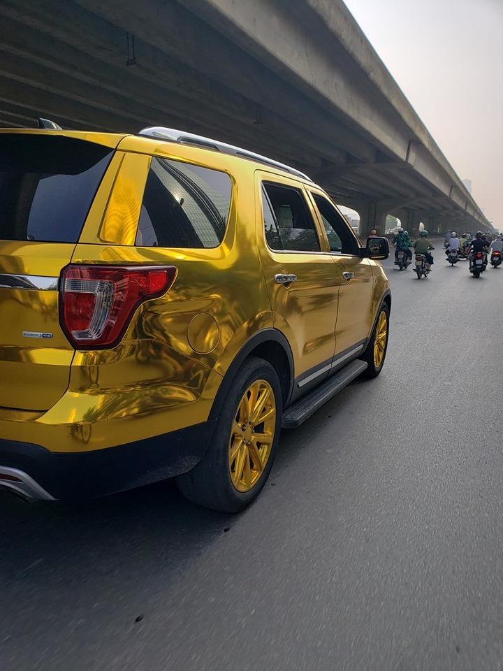 xe mạ vàng,đại gia Việt,siêu xe,Xe độ
