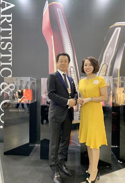 MisaoDream hướng đến dẫn đầu thị trường máy nâng cơ ở Việt Nam