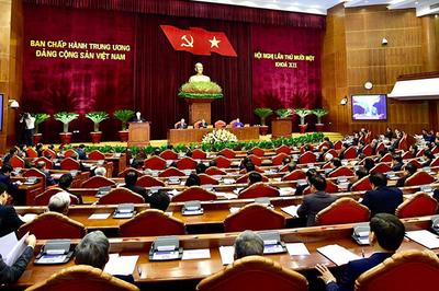Trung ương thảo luận chiến lược phát triển kinh tế - xã hội 10 năm